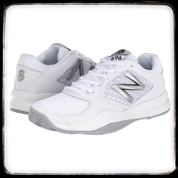 2e44d7e1f6e4a New Balance Shoes | 696v2 Womens Tennis Shoe Size 85b | Poshmark